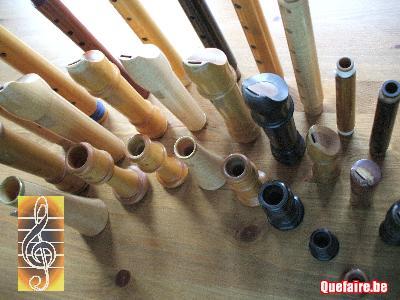 Cours de flûte à bec par musicienne...