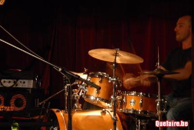 Cours de Batterie Bruxelles/ Drums lessons...