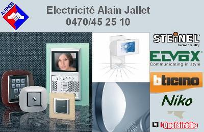 Electricité - Eclairage - Mise en conformité