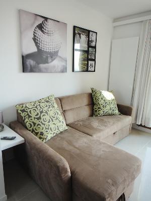 Superbe  studio - penthouse  à louer à Middelkerke