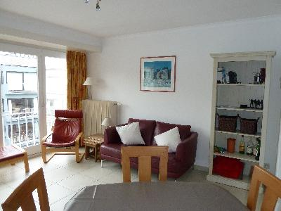 Appartement   2 chambres 4/5pers