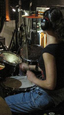 Cours de batterie à Auderghem Drum lessons...