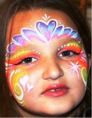 Grimage étincelant pour enfants - maquillage...