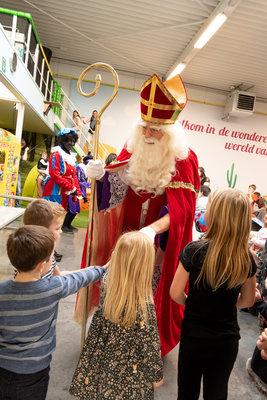 Sinterklaas en piet bezoek (De feesttherapeut)