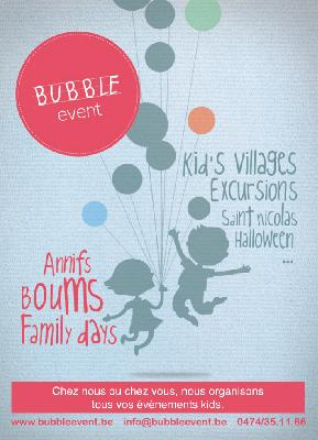 Animations kids - Bubble Event