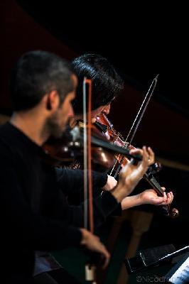 Figaro Quartet   -   Quatuor à cordes pour...