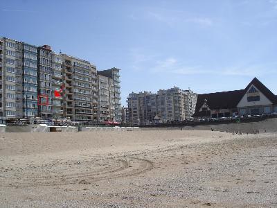 Te huur appartement op de zeedijk