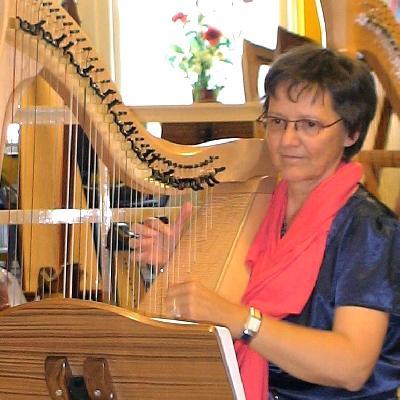 De Keltische harp leren bespelen