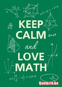 Cours de maths, physique & chimie + Motivation à...