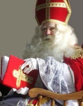 La visite de St Saint Nicolas chez vous (Liège et...