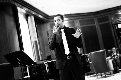 Chanteur soul pour vos événements, concerts,...