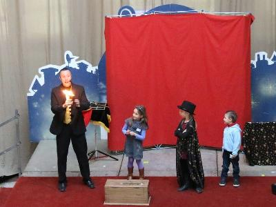 SC Magic Show - Spectacles de magie pour enfants...