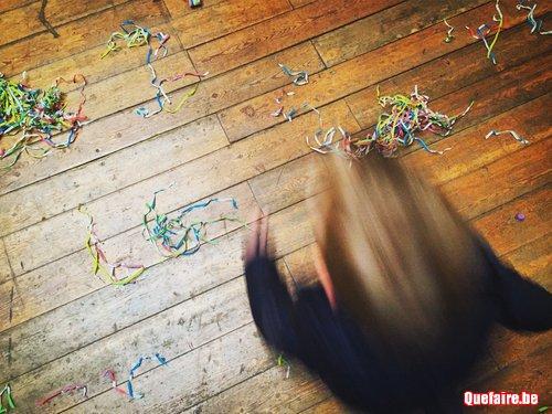 Un anniversaire sur mesure et créatif
