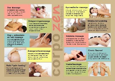 Corpo Zen Massage & Wellness in Antwerpen