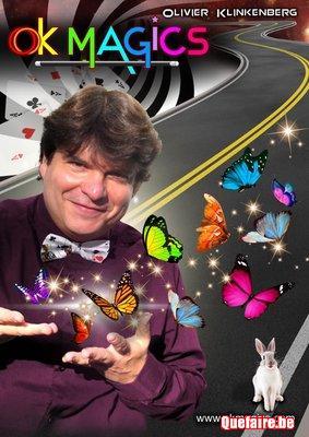 OK Magics: Spectacles de Magie pour tous
