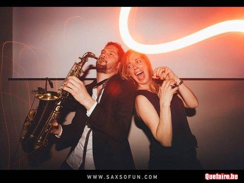 Saxophoniste pour Mariage, Anniversaire, Soirée
