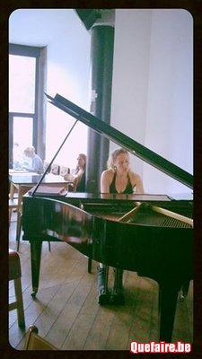 Prof de piano classique sympa, dynamique, grande...