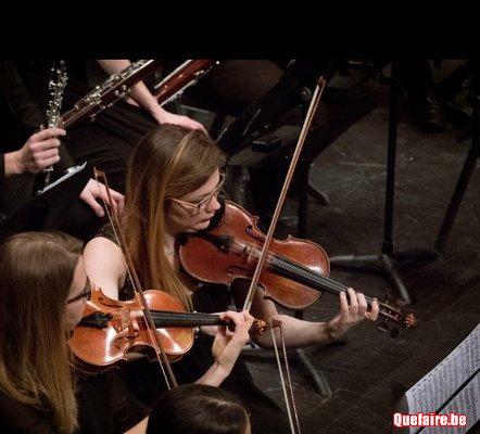 Cours de violon et solfège à Bruxelles ( Fr - En )