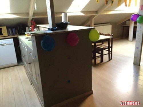 Organisation d'anniversaire au Manège Bruneel à...