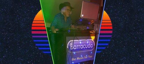 DJ Barracuda voor uw feest