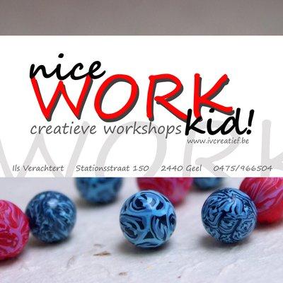 Creatieve verjaardagsfeestjes, creatieve workshops