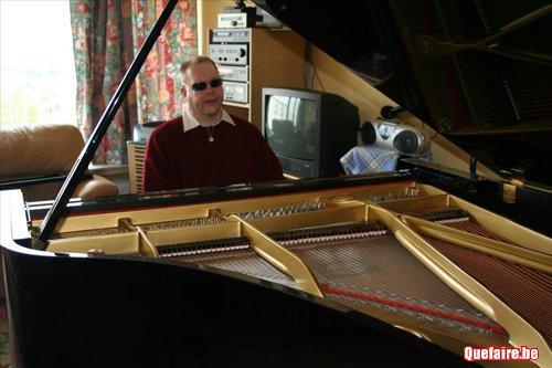 Accordeur de pianos Uccle et environs: (Offre...