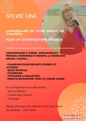 Interprétation de chansons françaises