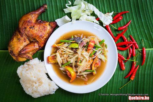 Cours de cuisine Thaï/ Chef à domicile/...