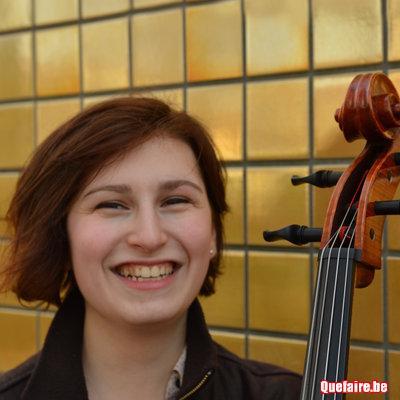 Cours de violoncelle / cello lessons Bruxelles /...