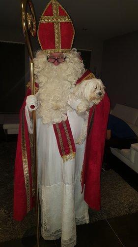 Saint-Nicolas à votre domicile