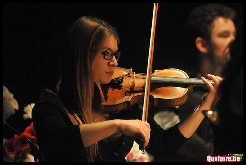 Cours particuliers de violon