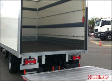 Déménageurs 2 avec Camion de 20M³ pendant 3/h...