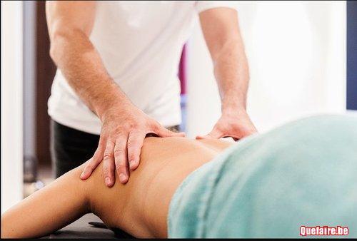 Promo découverte 20% - Massage 1Heure