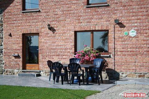 Mont - Malmedy : agréable maison de vacances, 6-7...