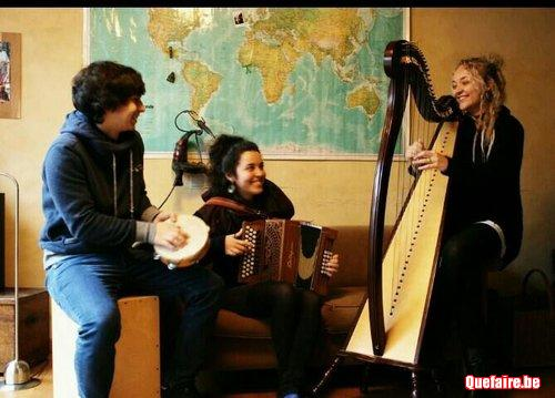 Ostara - Concert de musique du monde