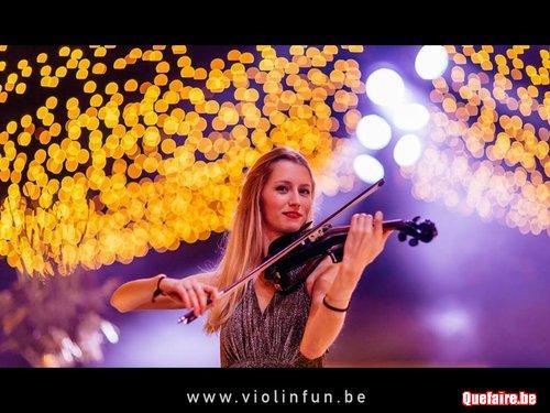 Violoniste pour votre événement (classique ou...