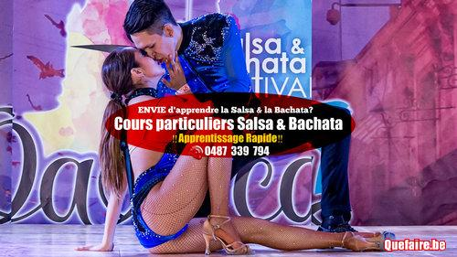 Cours particuliers mariage Salsa Bachata in...