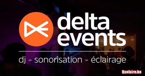 Delta Events : DJ / sonorisation / éclairage