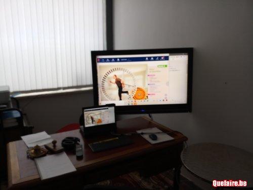 Cours de français skype et présentiel(avec gestes...
