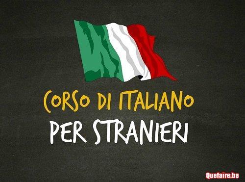 Cours italien enfant et adultes region la...