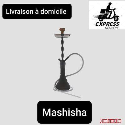 Service à domicile de chicha / shisha / hookah
