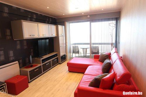 Appartement tout confort     vue sur mer