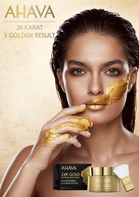 Gelaatsverzorging huidverbetering anti-agin Ahava...