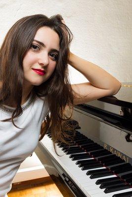 Privé pianolessen in Brussel / Hasselt