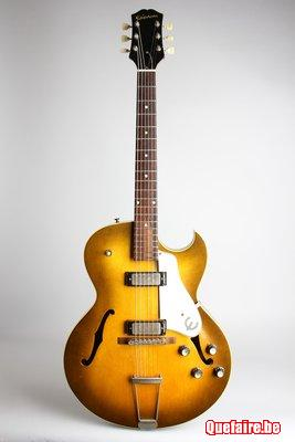 Cours de guitare tous niveaux Etterbeek
