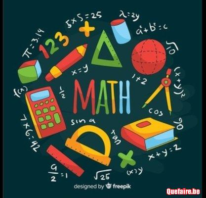 Cours particuliers A maths, physique, chimie