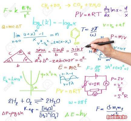 Cours Math/Physique/Chimie (+Cours à distance...