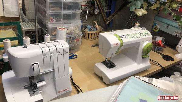 Nouveau l'atelier de couture