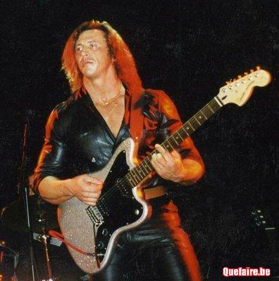Sergio Guitariste expérimenté