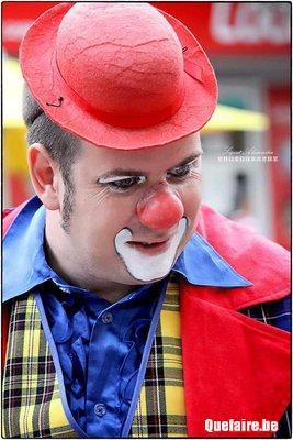 Le clown alex